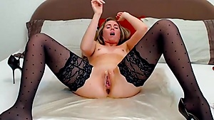 Exclusive Squirt Show!